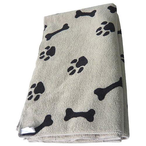 Zwipes 781 Microfiber Large Pet Drying Towels, 2pk