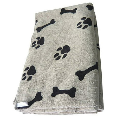Zwipes 781 Microfiber Large Pet Drying Towels, 2pk