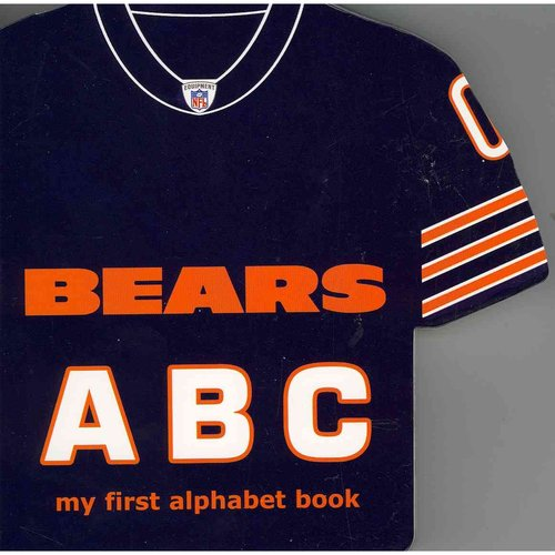 Chicago Bears ABC: My First Alphabet Book