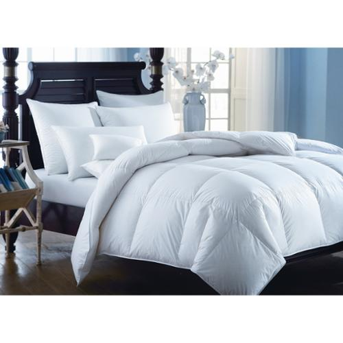 European Heritage Down Opulence Oversize All Year White