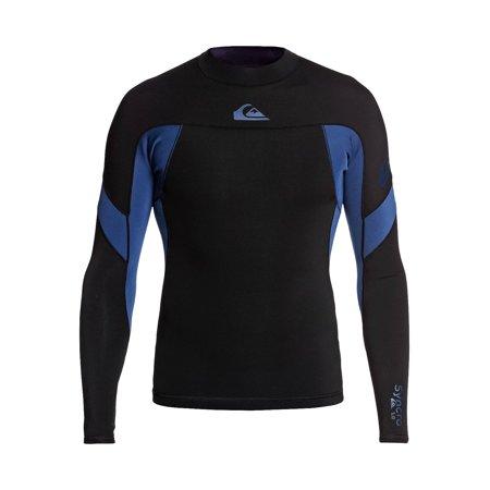 1mm Men's Quiksilver SYNCRO L/S Wetsuit Jacket