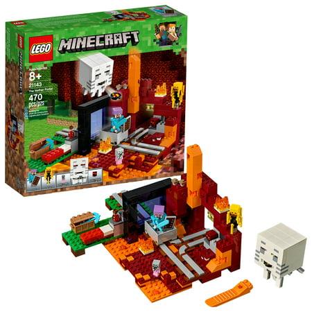 LEGO Minecraft The Nether Portal 21143 - Portal Companion Cube