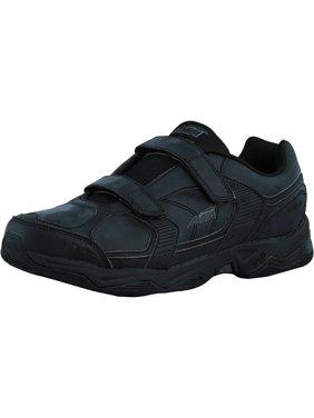 e1d63e1f9a85d4 Product Image Avia Men s Avi-Tangent Strap Black   Iron Grey Ankle-High  Rubber Walking Shoe