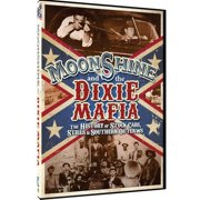 Moonshine & The Dixie Mafia: The History Of Stock Cars, Stills & Southern Outlaws by
