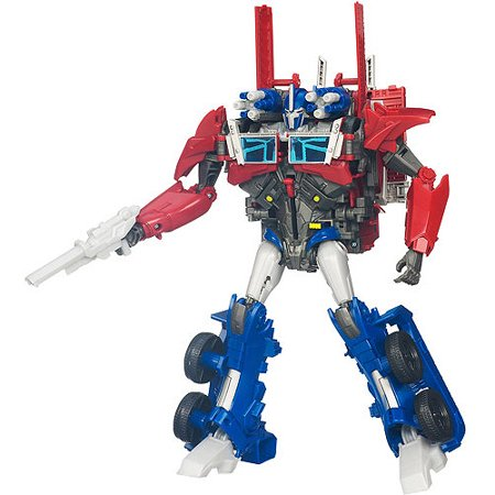 Transformers Prime Autobot Weaponizer Optimus Prime Action Figure