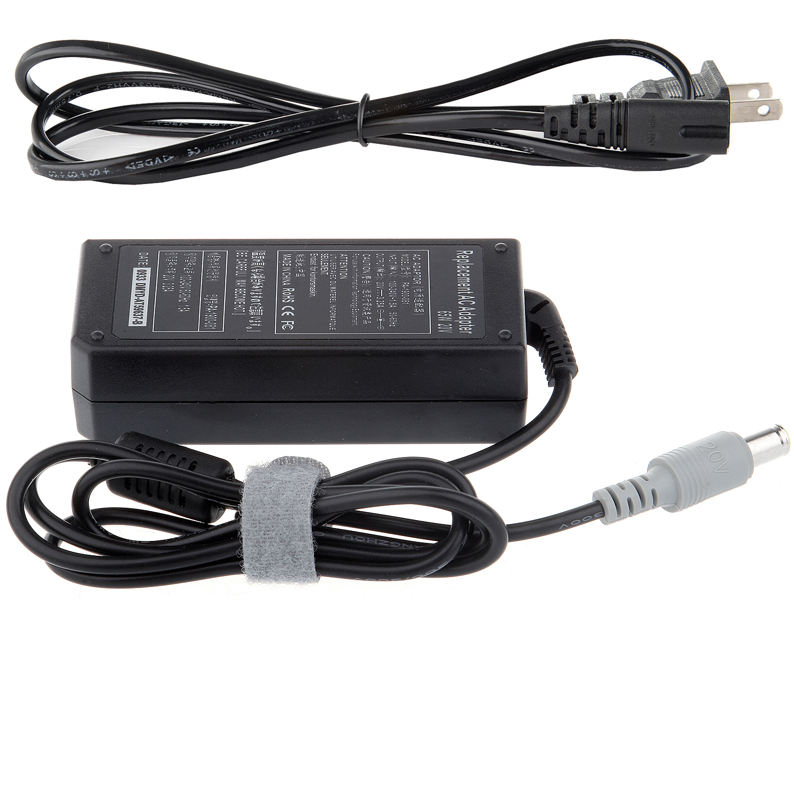 20v 3.25a 65w Ac Laptop Power Charger Adapter For Ibm Lenovo 40y7696 R60 X60 Z60 T60 Z61t R61 Laptop Accessories