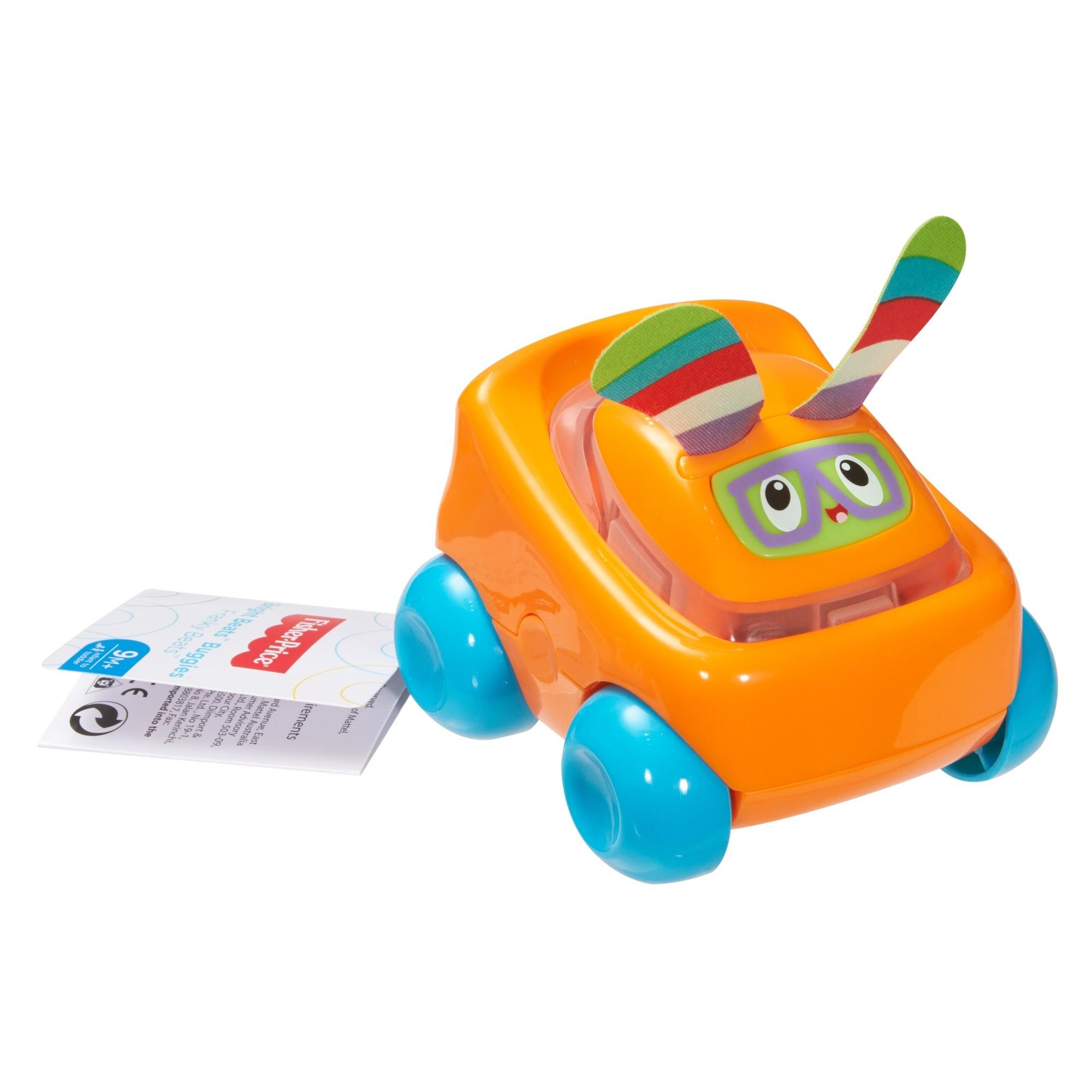Fisher-Price Bright Beats Buggies Franky Beats