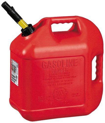 Gasoline Jug