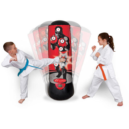 Majik Stick and Move Kickboxing Trainer