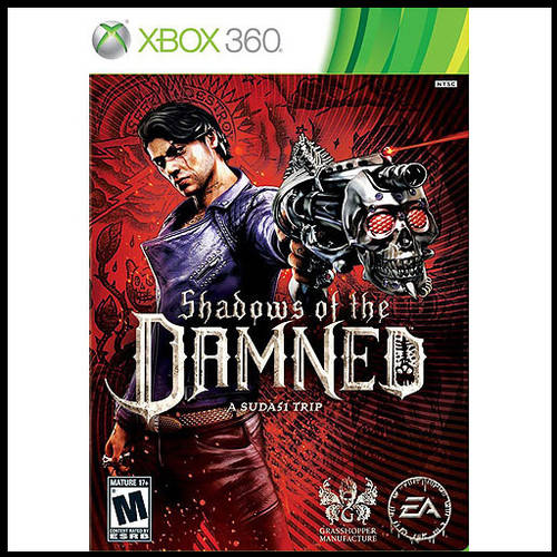 Shadows Of The Damned (xbox 360) - Pre-o