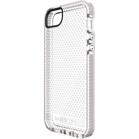 best loved 36d2d 82c7c tech21 Evo Mesh Ultra Thin Featherweight Case iPhone 5, 5s, SE Clear