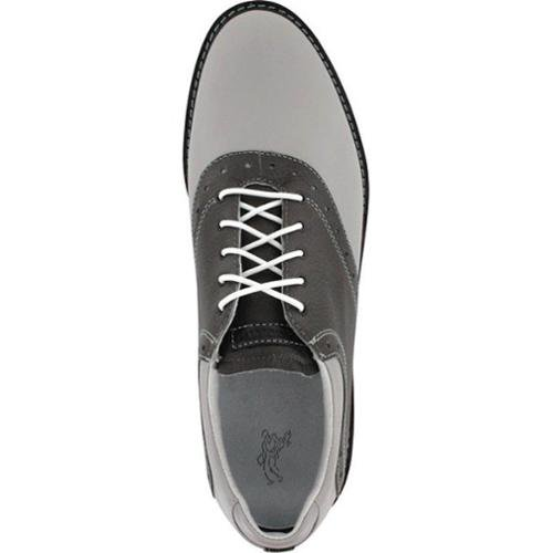 e411198a9872a Ashworth Men s Kingston Aluminium Iron Golf Shoes - Walmart.com