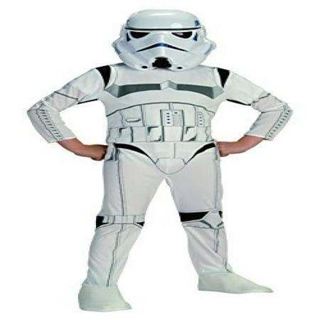 Stormtrooper Costume Kids (Rubies Star Wars Rebels Imperial Stormtrooper Costume, Child)