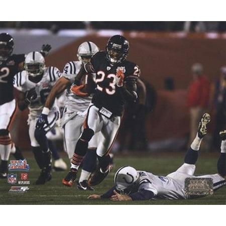 Devin Hester - Super Bowl XLI Action