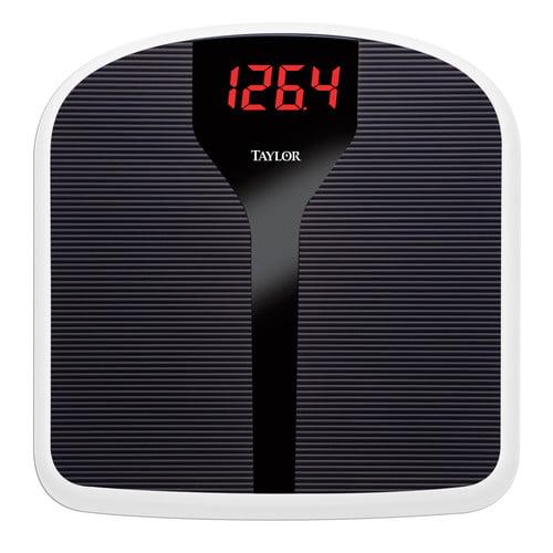 Taylor SuperBrite LED Digital Bath Scale