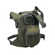 Fall River Chest Pack Green with Gray Accents by Allen Company