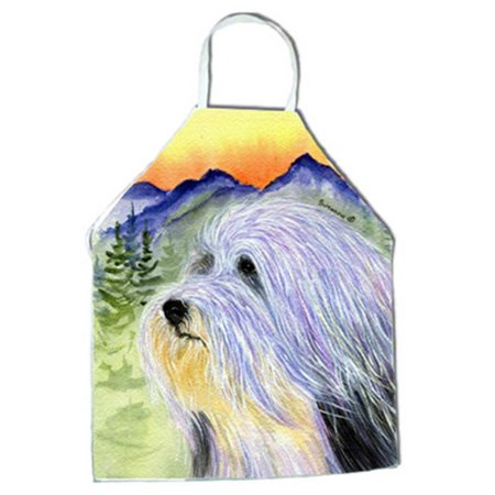 Bearded Collie Apron - 27 x 31 in. - image 1 of 1