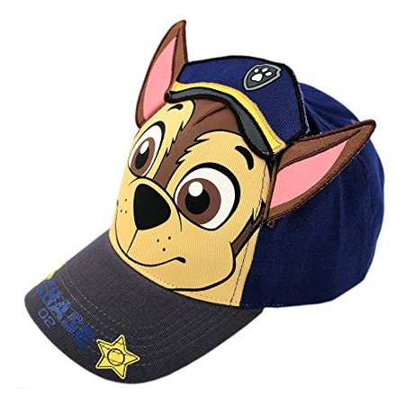 64c784896 Nickelodeon Toddler Boys' Paw Patrol Character Cotton Baseball Cap,  Multicolor, Age 2-4