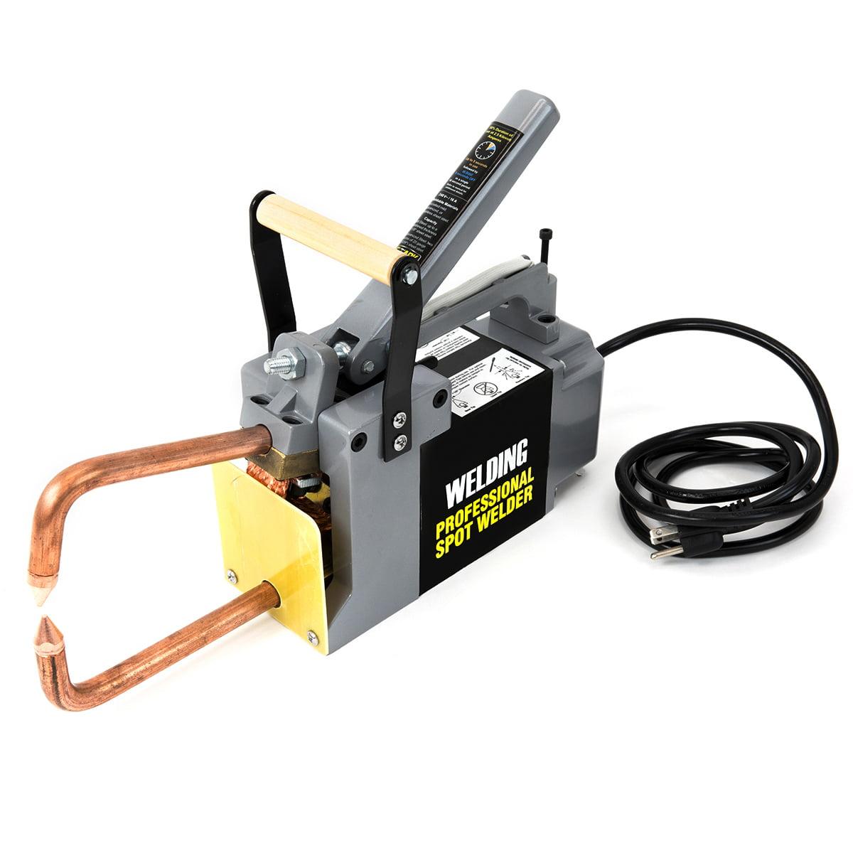 """110V Electric Spot Welder 6.6KW 1//8/"""" Welding Unit Metal Metalworking Tools"""