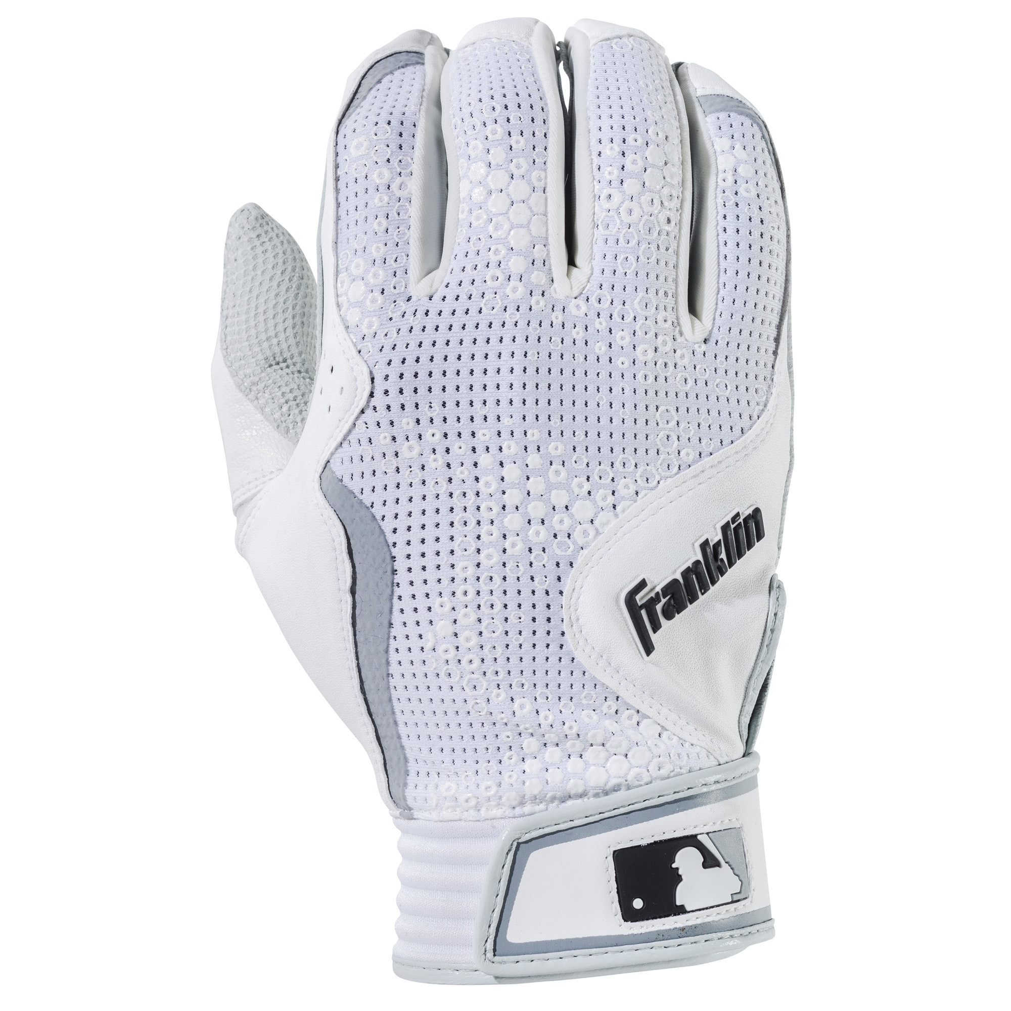 Franklin Sports Youth Freeflex Series Batting Gloves, Assorted by Franklin Sports
