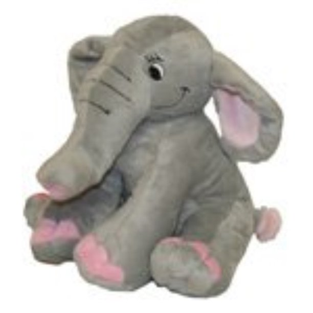 Recordable Teddy Bear Walmart, Bearegards Com Recordable 15 Plush Elephant With 60 Second Digital Recorder Walmart Com Walmart Com