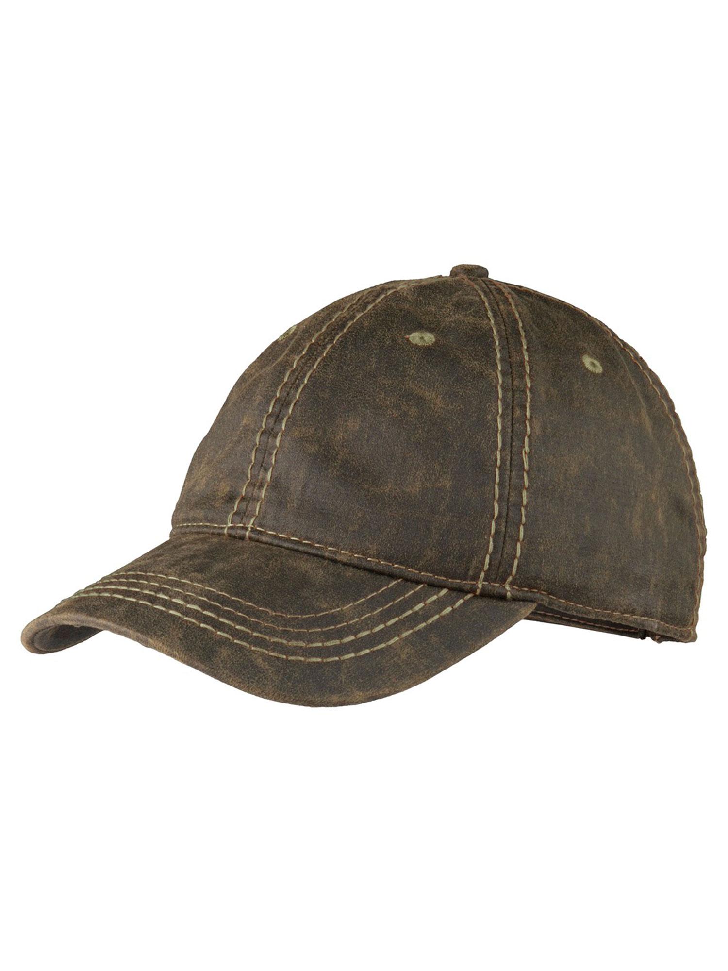Port Authority Men's Print Distressed baseball-caps