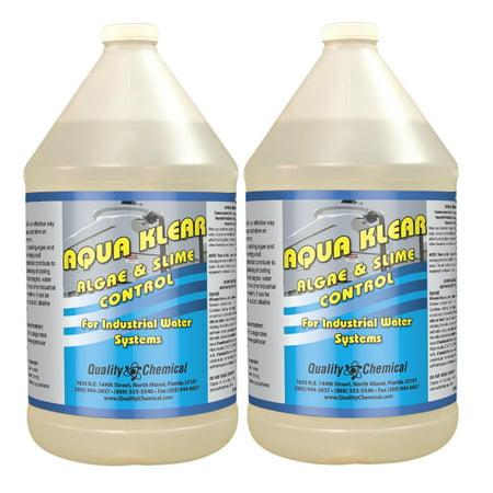 Aqua Klear Tower Algaecide - 2 gallon case