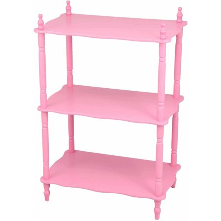 Home Craft 3-Tier Shelves, Multiple Colors ()