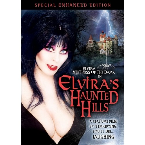 Elvira's Haunted Hills (Special Enhanced Edition)