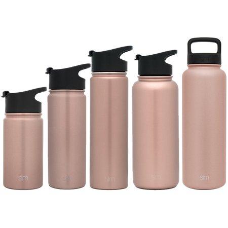 Simple Modern 18 oz Summit Water Bottle - Stainless Steel
