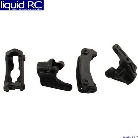 Losi B2101 Front/Rear Spindles & Carriers: LST AFT - Losi Lst Front / Rear