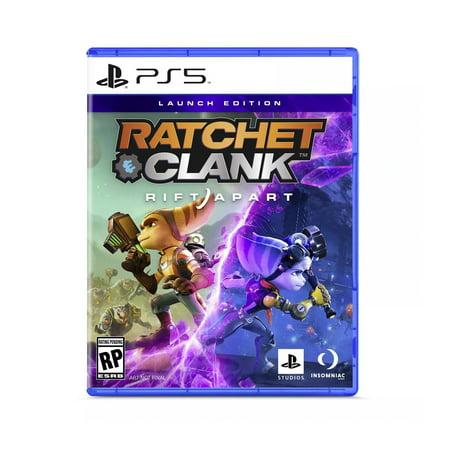 Ratchet Clank: Rift Apart - PlayStation 5