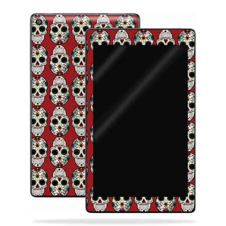 MightySkins Skin For Amazon Kindle Fire HD 10 (2017) | Protective, Durable, and Unique Vinyl Decal wrap cover | Easy To Apply, Remove, and Change Styles | Made in the (Kindle Fire Not Recognized By Windows 10)