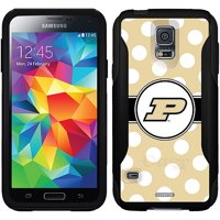 Purdue Polka Dots Design on OtterBox Commuter Series Case for Samsung Galaxy S5