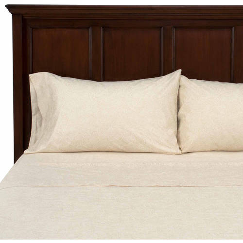 Better Homes and Gardens 300 Thread Count Wrinkle Free Pillowcase Set