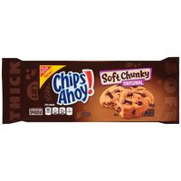 Nabisco Chips Ahoy! Soft Chunky Original Cookies, 10.5 Oz.