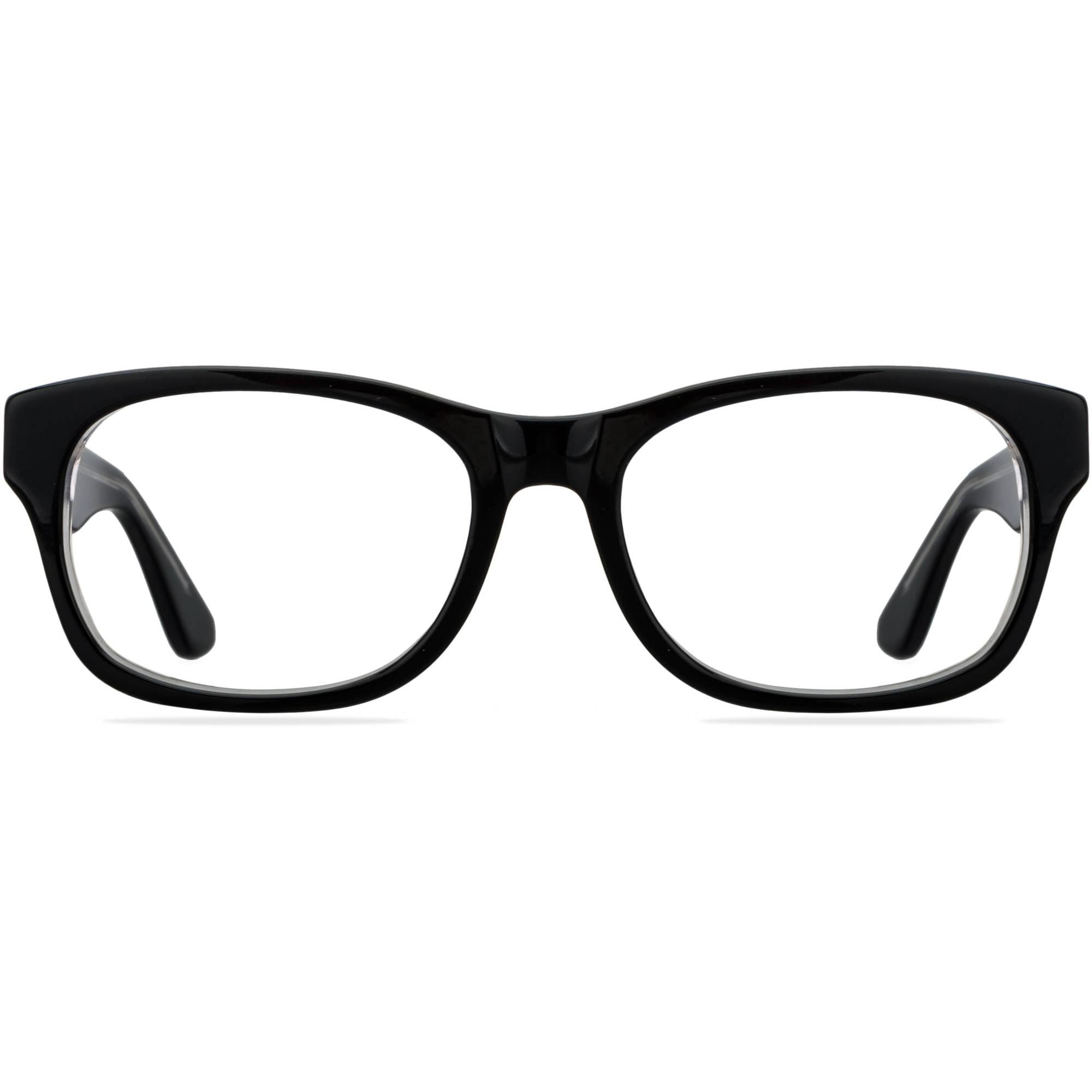 Frame glasses calvin klein - Frames Glasses Vogue Contour Youths Prescription Glasses Fm14104 Black Crystal Walmart Com