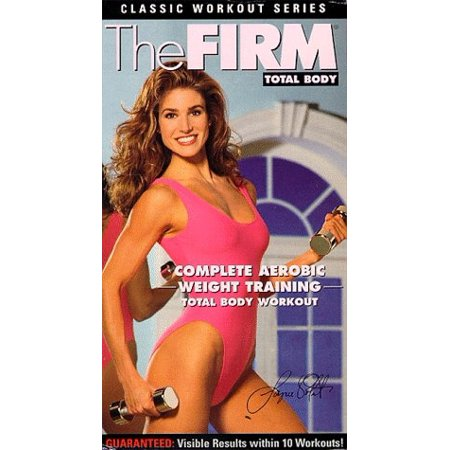 firm: complete aerobic weight training [vhs]