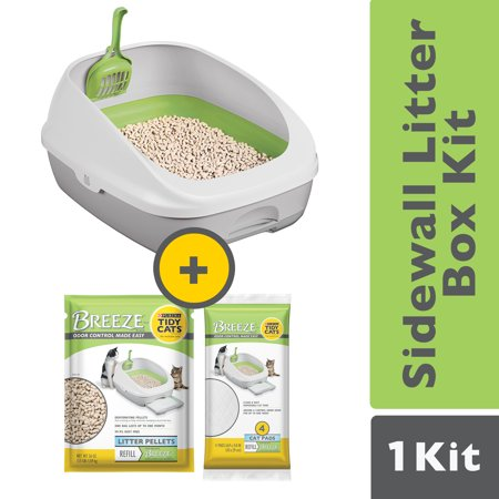 Purina Tidy Cats Breeze Cat Litter Box System Starter Kit