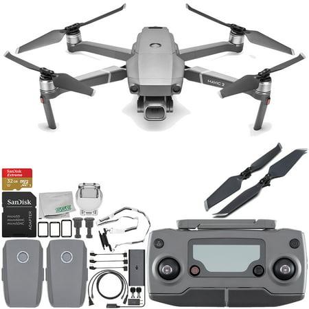 "DJI Mavic 2 Pro Drone Quadcopter with Hasselblad Camera 1"" CMOS Sensor Essential Bundle"