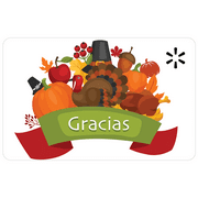 Gracias Turkey Walmart eGift Card