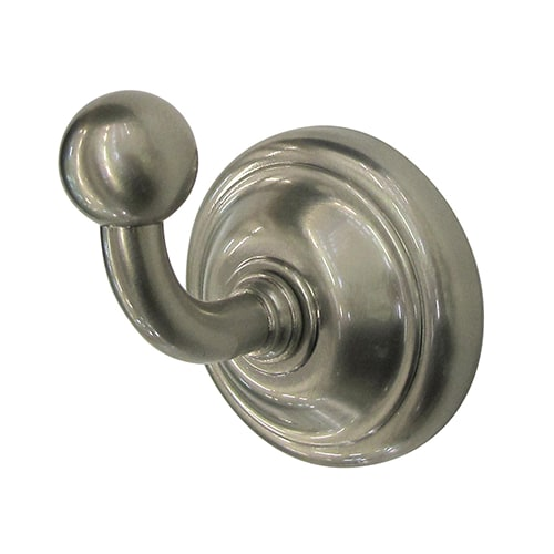 Fortis 8801100 Caffe Single Robe Hook with Concealed Mounting