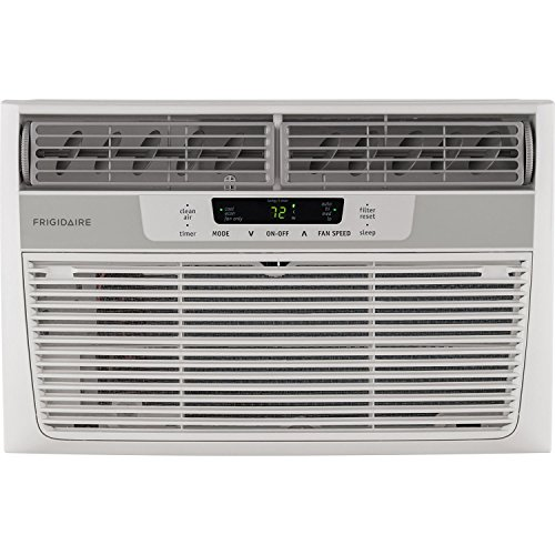 Frigidaire 6,000 BTU 115V Window-Mounted Mini-Compact Air Conditioner with Remote Control