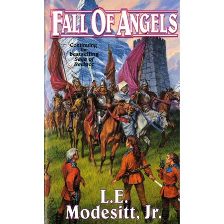 Fall of Angels - eBook