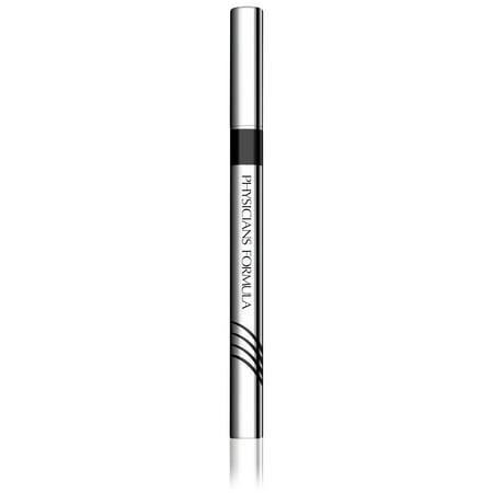 1b604b30b5d Physicians Formula Eye Booster Lash 2-in-1 Boosting Eyeliner & Serum, Ultra  Black - Walmart.com