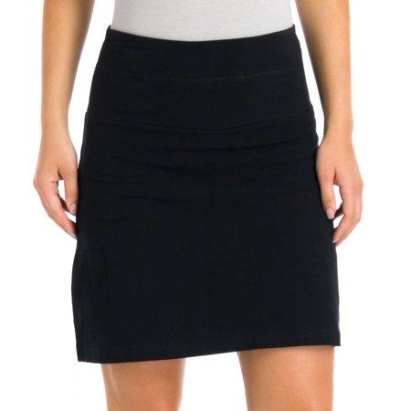 ae0bbe8636bee Teez-Her - Teez-Her NEW Black Women s Size Small S Tummy Control Low Waist  Skort - Walmart.com