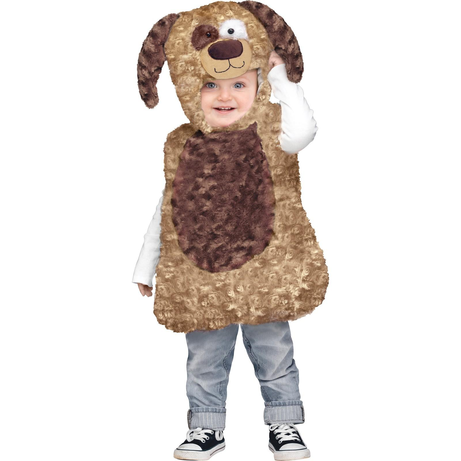 Cuddly Puppy Toddler Costume 2-4T