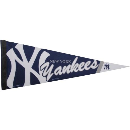 "New York Yankees WinCraft 12"" x 30"" Premium Pennant - No Size"