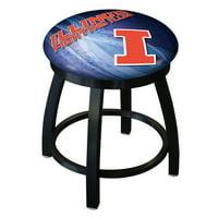 Holland Bar Stool NCAA Swivel Bar Stool