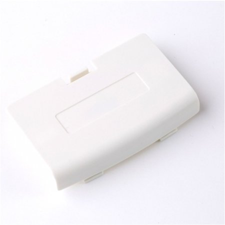 White Nintendo Game Boy Advance (GBA) Replacement Battery Cover